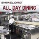 Commercial All Day Dining Restaurant Industrial Heavy Duty Kitchen Mechanical/Hotel Buffet Equipment