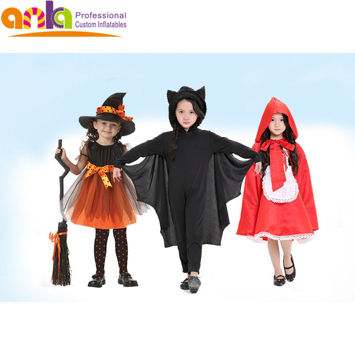 Chine gros vêtements robe costumes d'halloween pour enfants halloween cosplay costume