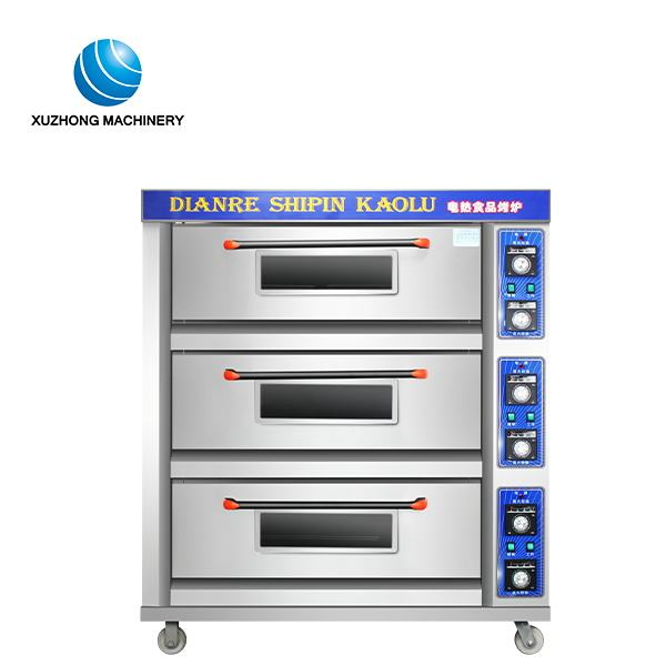 Bread Making Machine Commercial Stainless Steel Halogen Convection Baked Potato Ovens Small Commercial Bread Making Machines