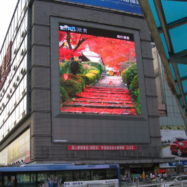 P10 outdoor led display price video