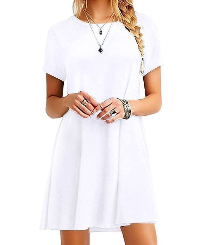 New Style Cheap Summer Clothes Short Sleeve Women Sexy Casual Dresses For Sale