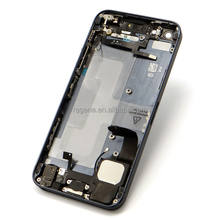 Best quality New mobile phone repare parts Factory price for iphone 5/5s back cover housing