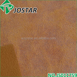 JOSTAR 2020 New Arrival Design PU Suede Fabric Leather For Shoes Leather For Shoes For Sofa