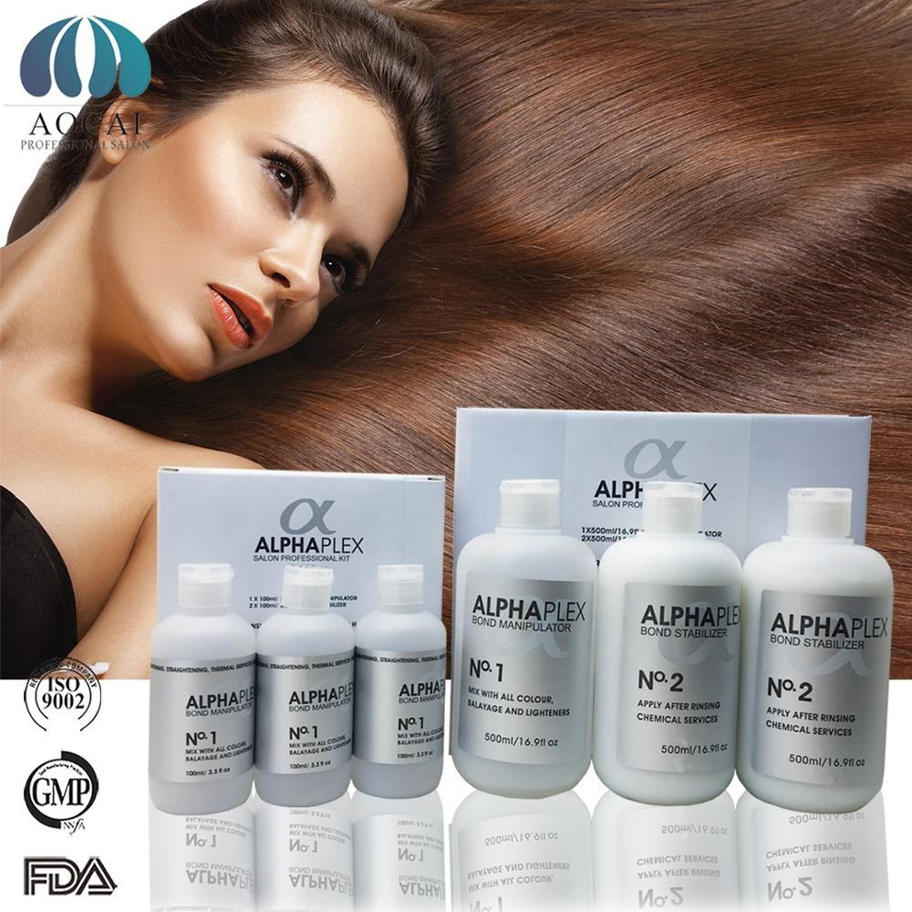 Alphaplex Professional Hair Protection Treatment For Coloring And Perming, Hair Damage Hair Treatment