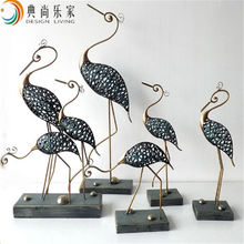 Metal Antique Sea Bird collection for home and garden decor