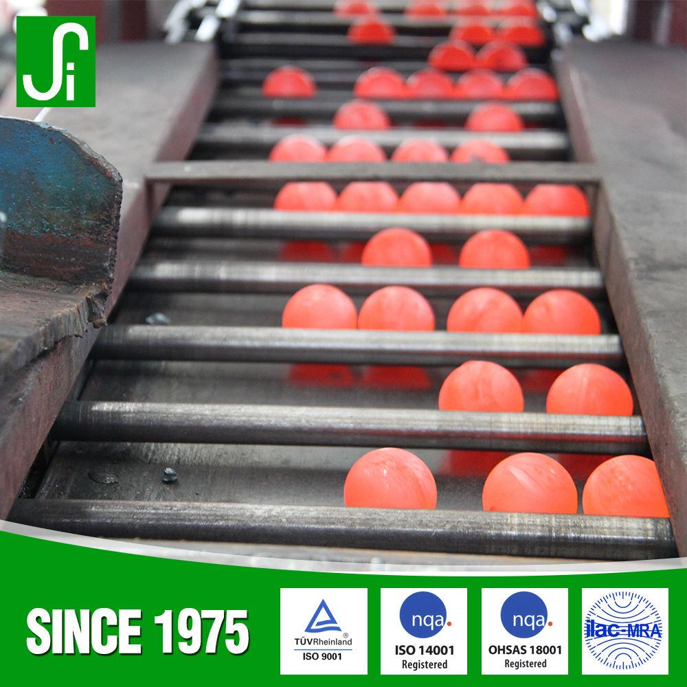Шлифовальные стальной шарик с B2 B3 B4 Млн материалы для шаровая мельница