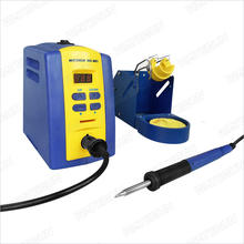 Manually Soldering Station , Superior Heat Recovery Soldering Station for T12 Series Tip