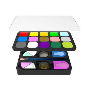 Wholesale FDA Approved 15 colors paint kit for kids