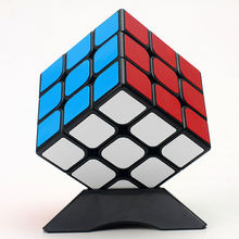 OEM jigsaw puzzle 3x3x3 magic cube for kid education toys