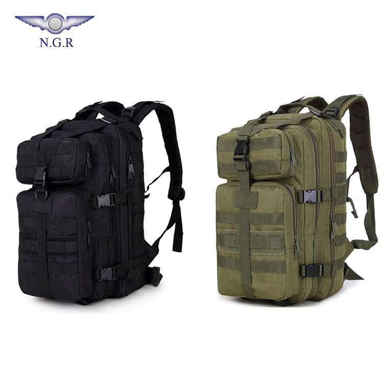 Factory hot sell multifunction tactical Molle backpack Military Survival Assault Backpack