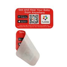 Good selling adhesive qr code warning sticker labels printing