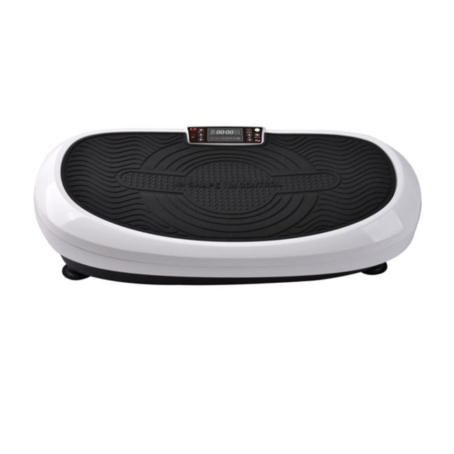 CE Certification 4D Crazy Fitness Equipment Whole Body Vibration Plate Machine