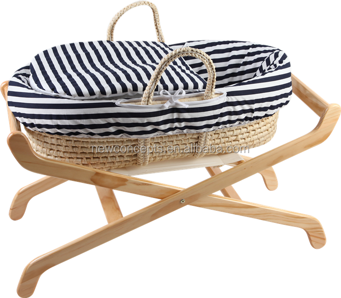 Eco-Friendly Maize Peel Baby cradle /Baby bassinet
