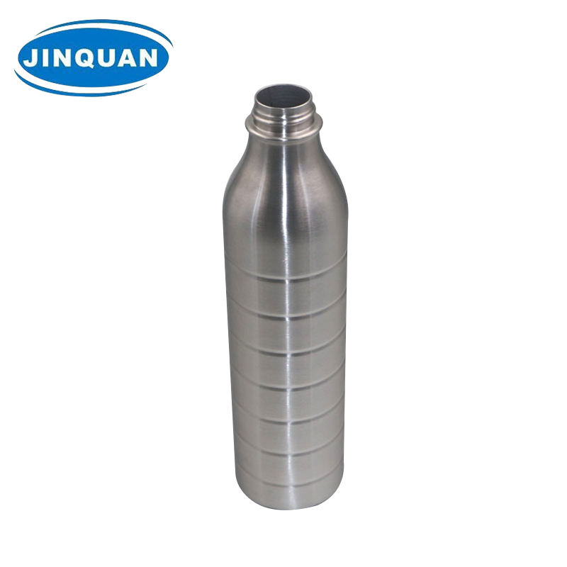Jinquan Quality assured stainless steel cola water bottle bpa free water filter bottle sports