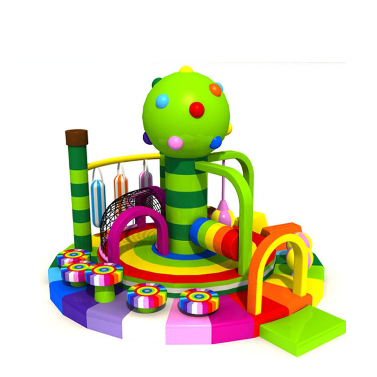 Children like to play soft, interesting Chinese soft play equipment
