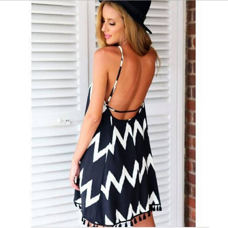 Ywhola Customize Your Brand Cool Hot Dress Wholesale women's clothing plus size Summer dress