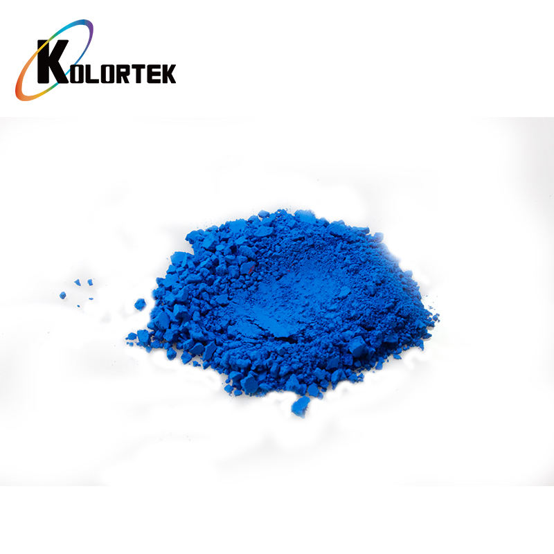 High Quality D&C Blue 1 Lake Color Colorant Pigment for Cosmetic