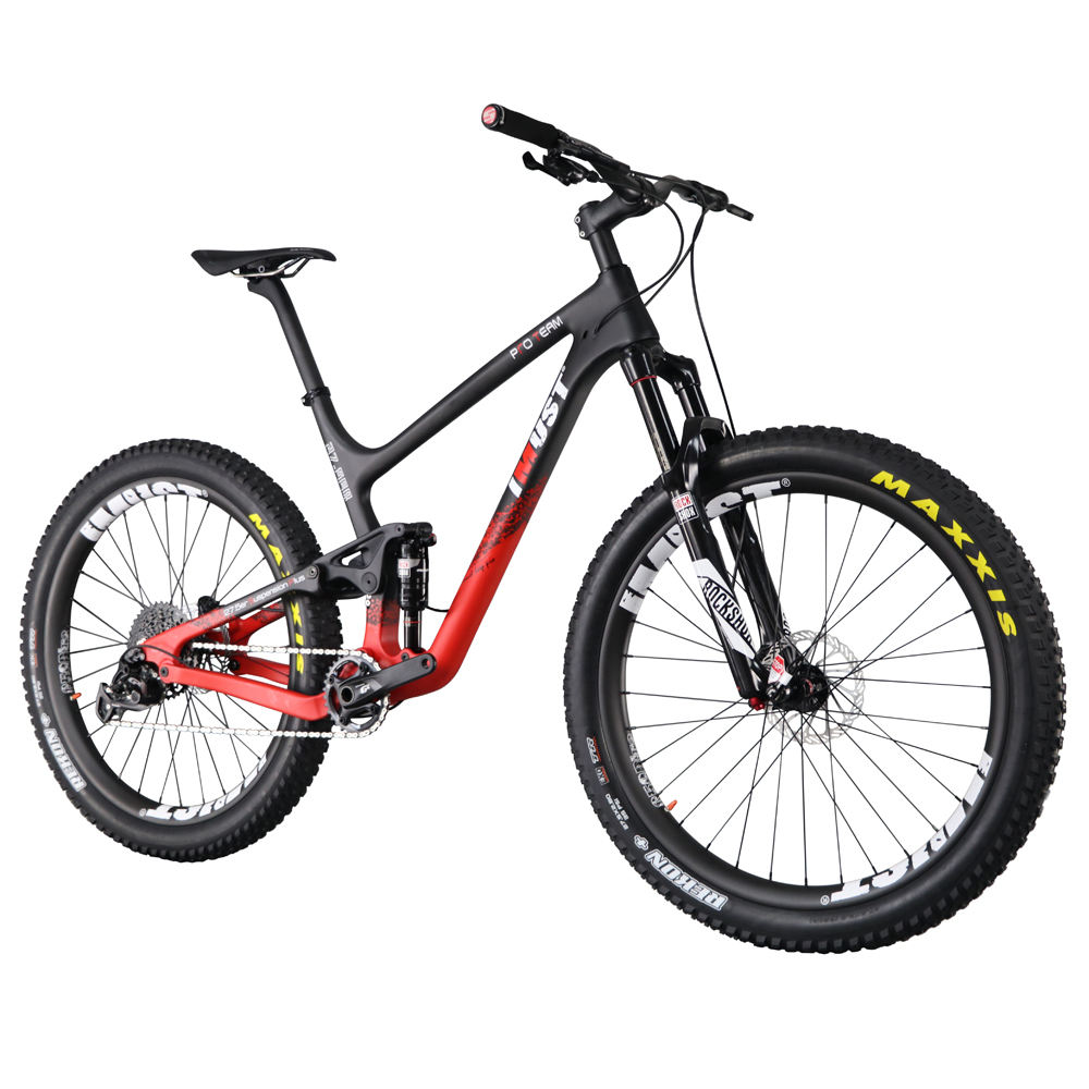Nul carbon mtb 27.5er moq mountainbikes china 650b mtb fiets