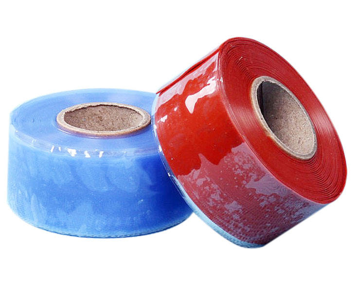 Silicone Rubber Repair Self Fusing Tape Without Adhesive