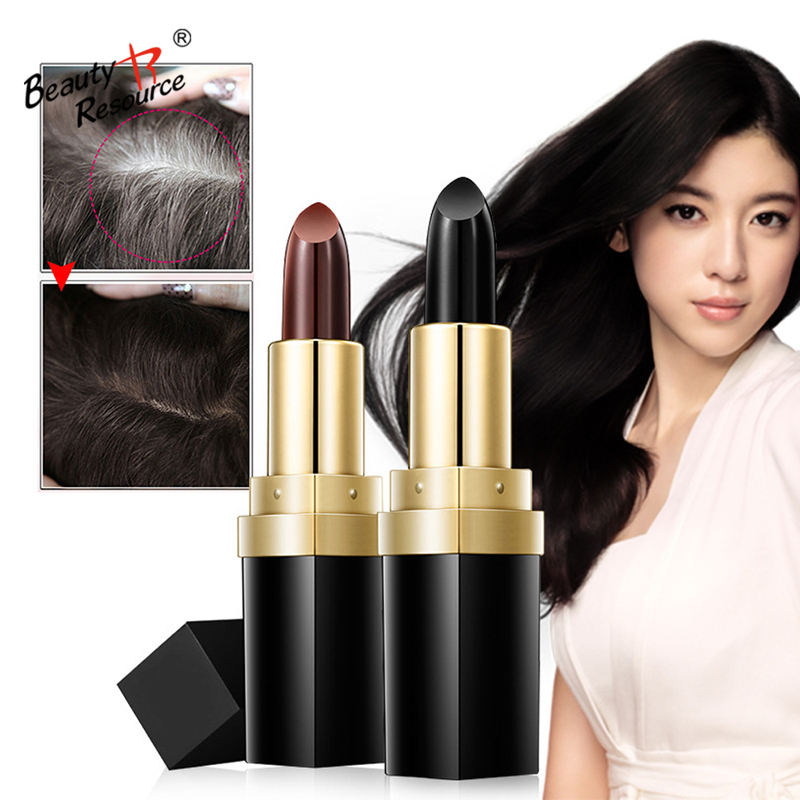 Private Label Long Lasting Disposable Hair Color Stick, Make Your Own Brand Temporary Hair Dye Pen