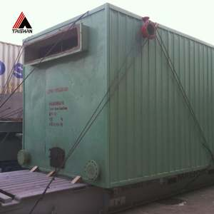 2000 Kg Industrial Thermal Oil Coal Power Plant Boiler