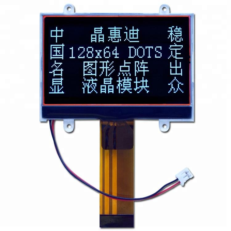 Kustom LCD Display JHD12864-G551IBFWD-BL