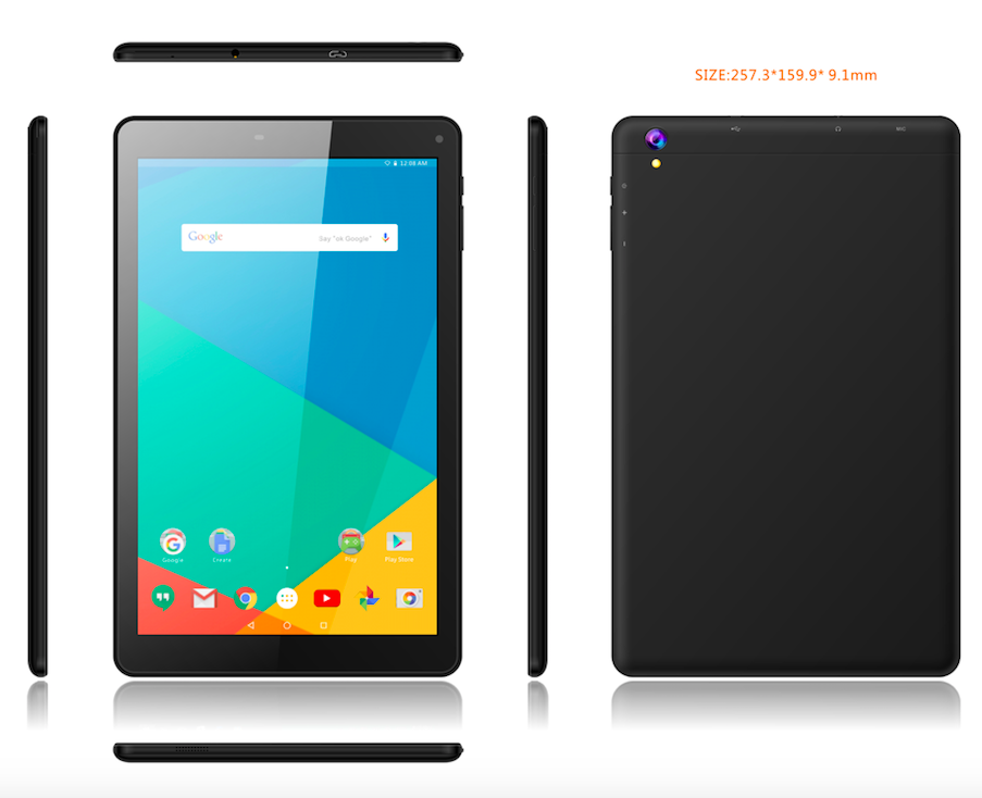10 '' 4 Gam FHD IPS 1920*1200 quad core android <span class=keywords><strong>tablet</strong></span> với NFC