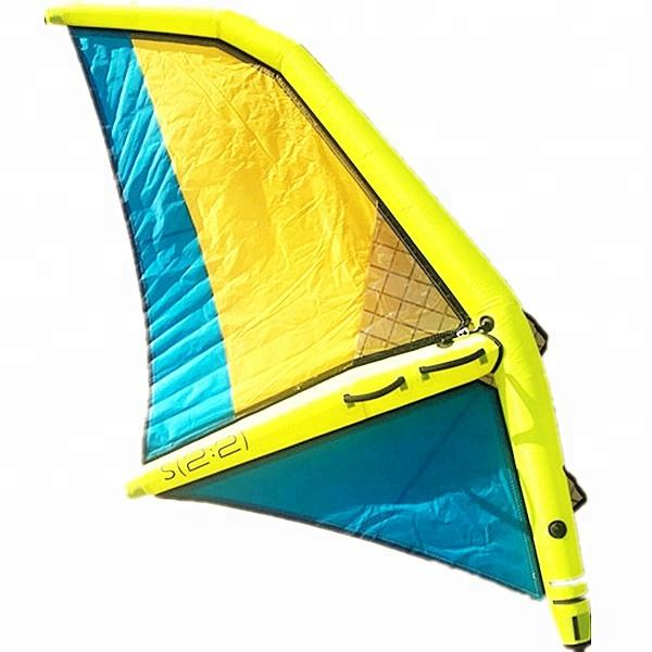 Windsurfing set sup board wind surf inflatable sail for beginner