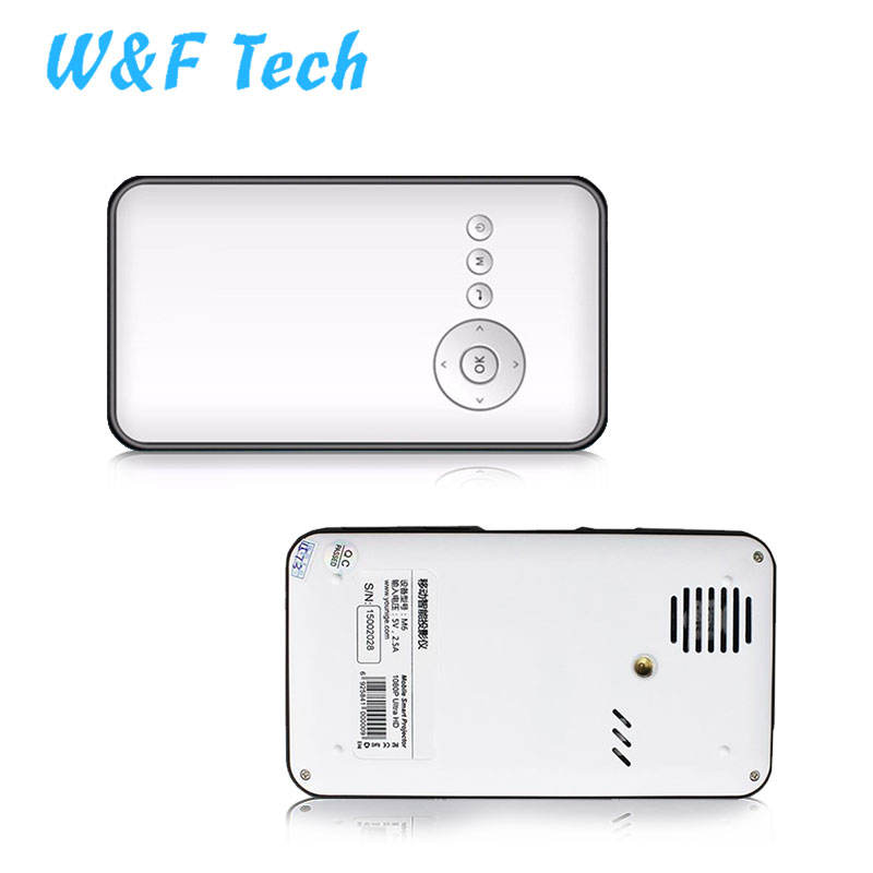 Home use Portable latest projector mobile phone from real factory