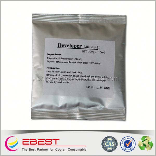 compatible bizhub 363 photocopier developer | Japanese iron powder for used in copier|compatible for minolta dv411