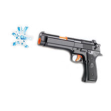 hot sale water bullet gun soft bullet gun 2 in 1 M92 beretta toy gun for kids