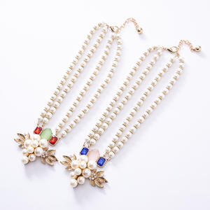 OEM Manufacturerjewelry Custom High Quality Women Children Necklace With Beads