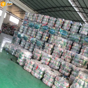 Big bale package of 100kg used clothes
