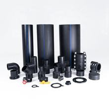 China Factory Hdpe PIPES AND Pipe FITTINGS