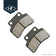 China Manufacture Motorcycle Brake Pad Disc Front or Rear Brake Pads 50 125