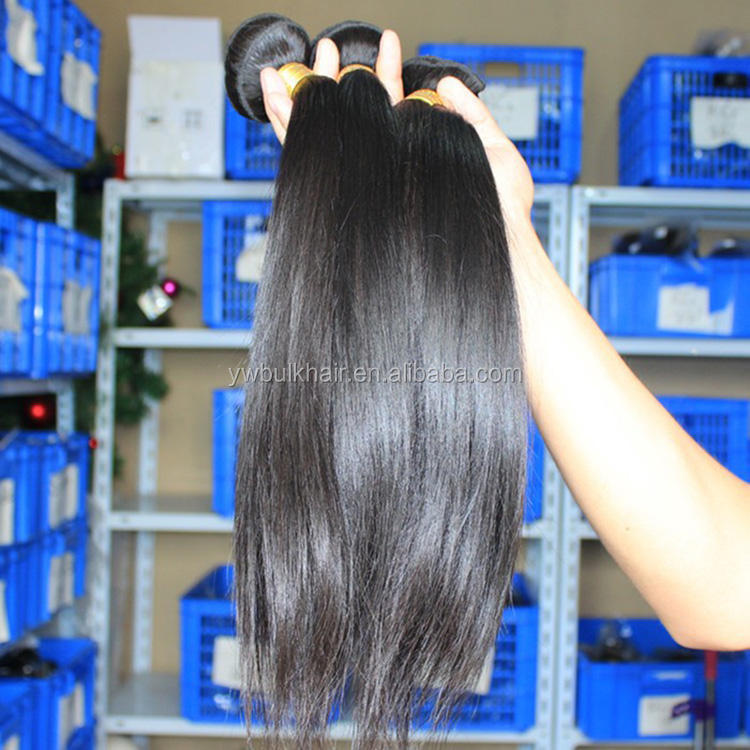 YL KBL Crochet Hair Extension Cambodian Straight Virgin Remy Hair
