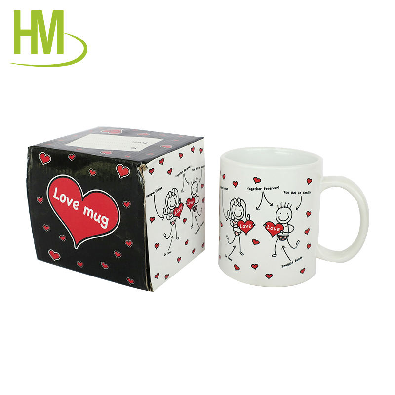 bulk ceramic coffee 10 oz mugs for sublimation printing