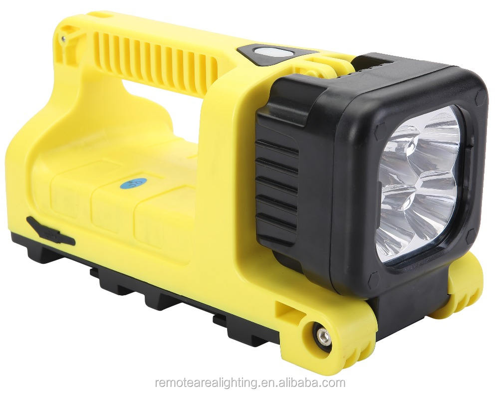 Guangzhou Portable popular rechargeable emergency LED light 5JG-9912 with Rotatable light head