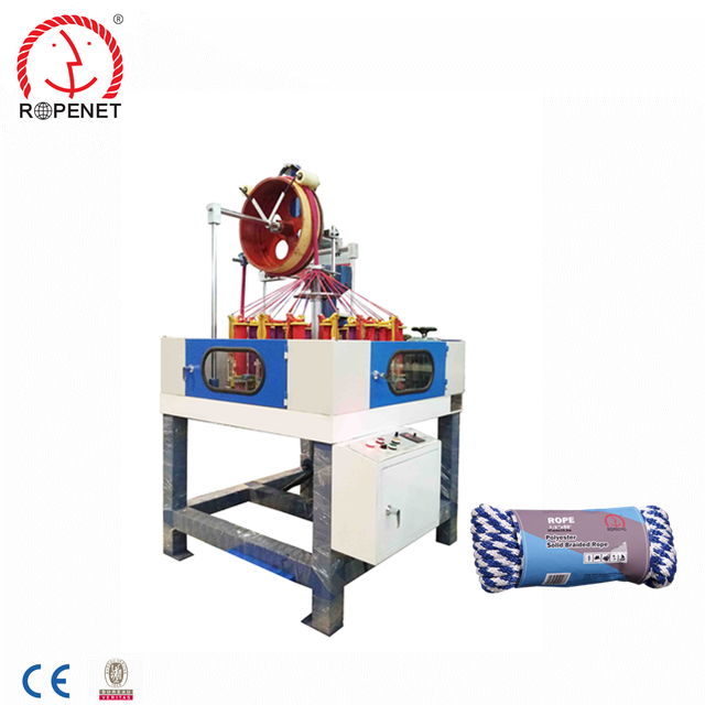 Dori cord making machine/braided rope braiding machine
