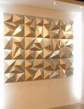 Wall panels decorative interior 3d pvc wall covering panels