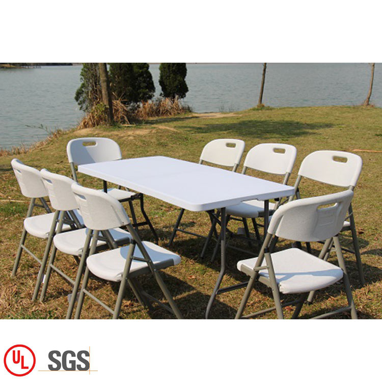 Conference Folding Table Hot Sale China Factory Direct Price Modular Office Folding Training Wedding Folding Conference Table Foldable
