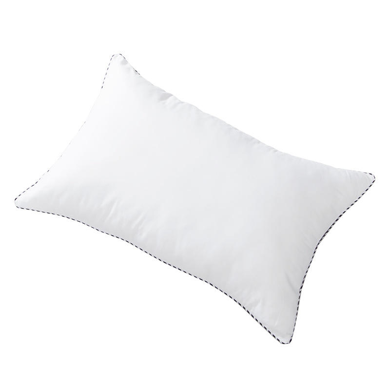 Pillow export suppliers cheap bed throw pillows for sleeping