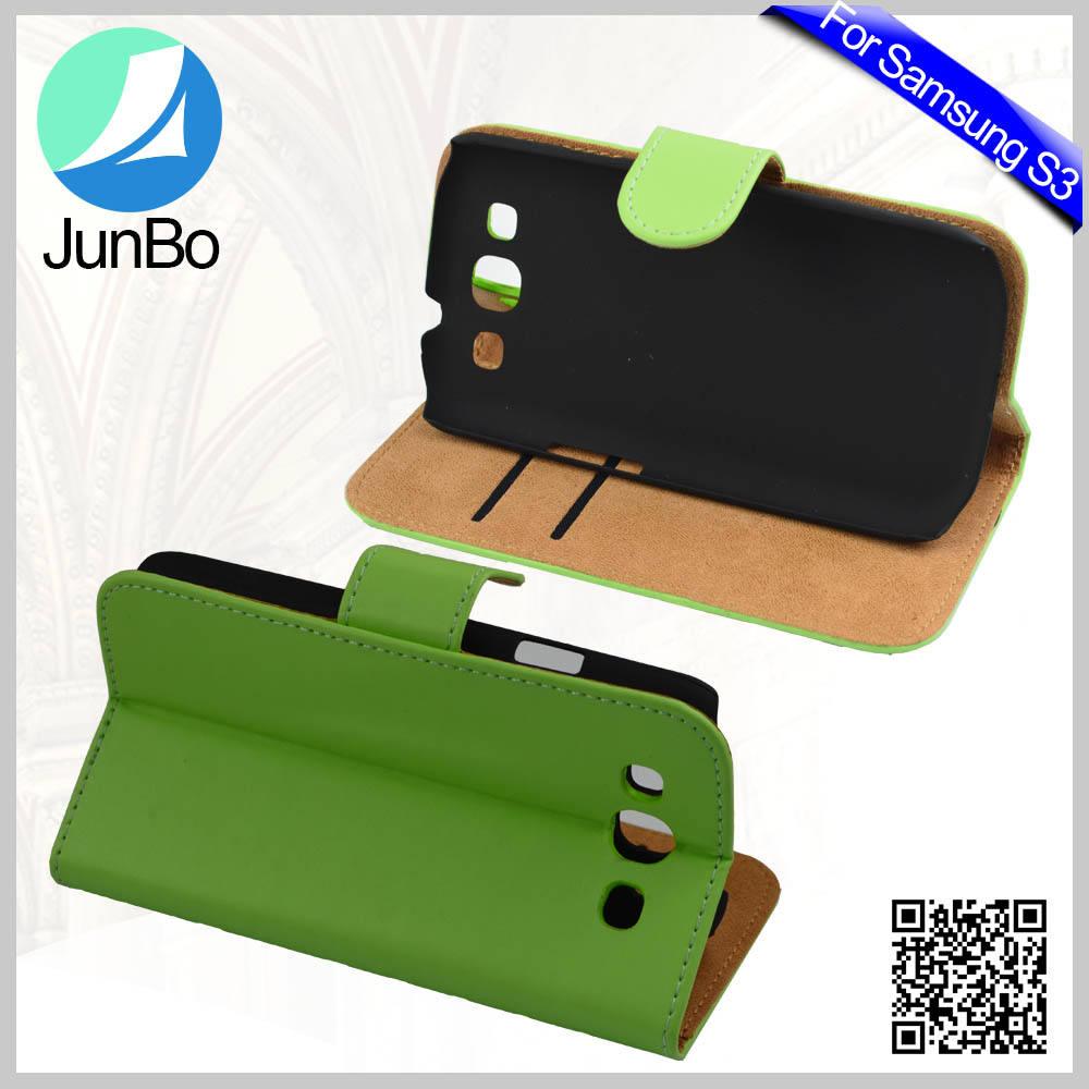 PU Сотовый Телефон Чехол для Samsung Galaxy S3 i9300, Флип Кожаный Чехол для Samsung S3