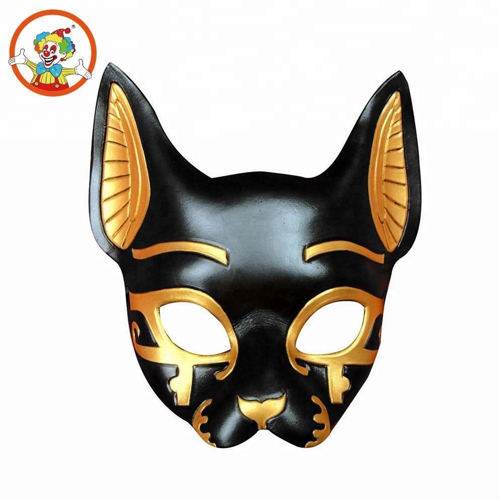 Roleparty Wholesale Carnival Party PU Foam Hyena African Mask
