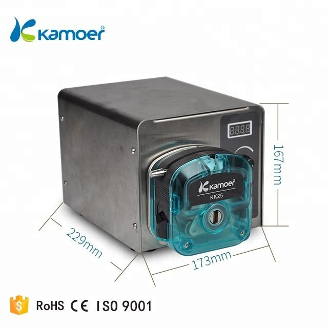 Kamoer BIP Intelligent Lab Pump 6L/min 220V Automatic Touch Screen Liquid Transfer Peristaltic Pump