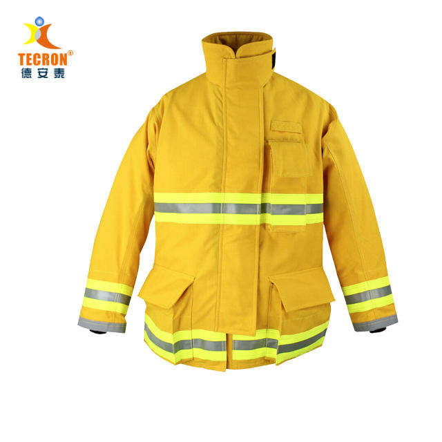 Structural firefighting and rescue apparel workwear fireproof clothing