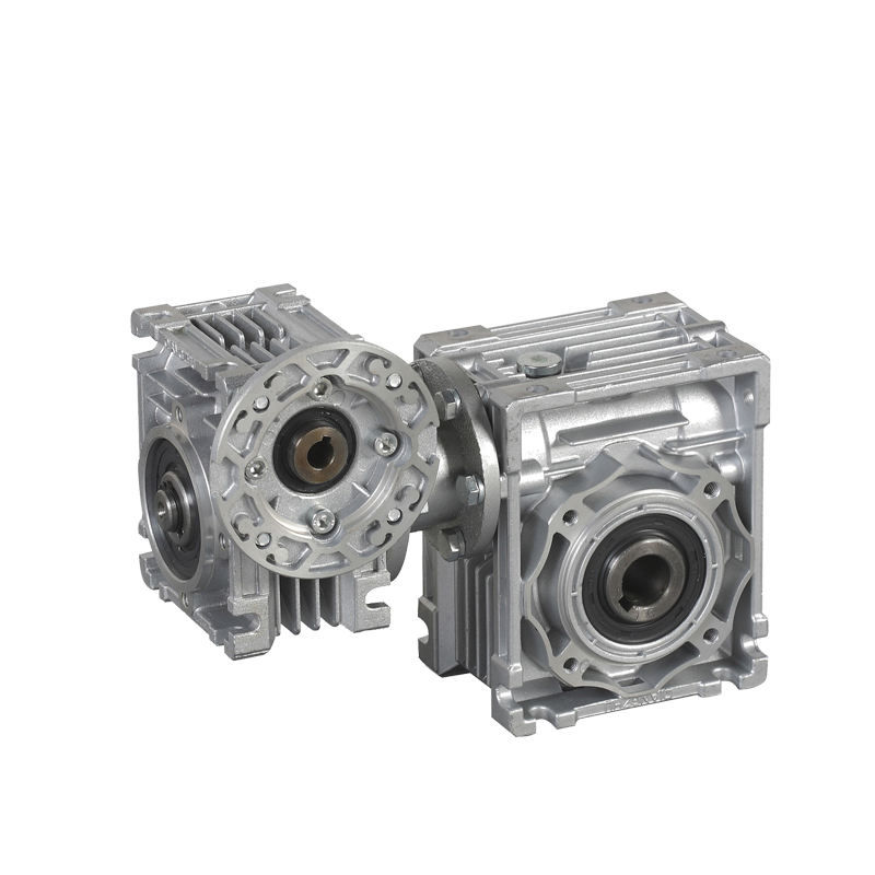 double NMRV63 small worm gearbox