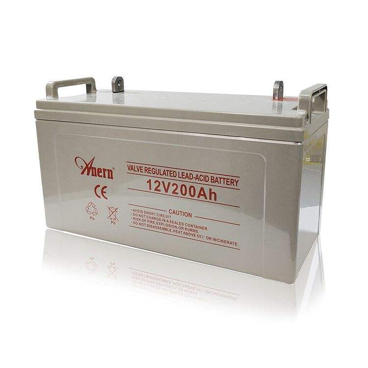 deep cycle battery 12V 200ah battery 24v solar battery 200ah