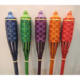 Popular Garden Lighting Colorful Bamboo Tiki Torch