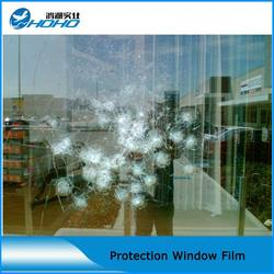Crystal clear Safety window film series  protective window film 4mil,8mil,12mil,16mil